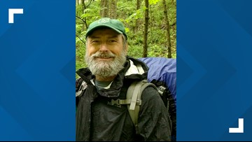 Body of missing Appalachian Trail hiker found in lone tent, wardens say
