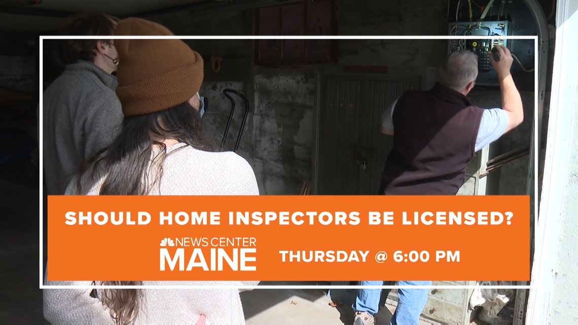 Did you know you don't have to be licensed to be a Maine home inspector?