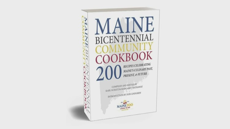 The bicentennial book that will celebrate two centuries of Maine food