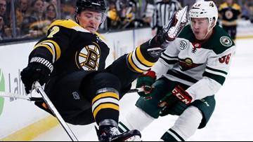 Bruins bid farewell and domo arigato, Mr. Donato