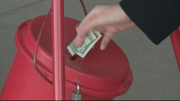 Salvation Army holds Kettle Blitz Day