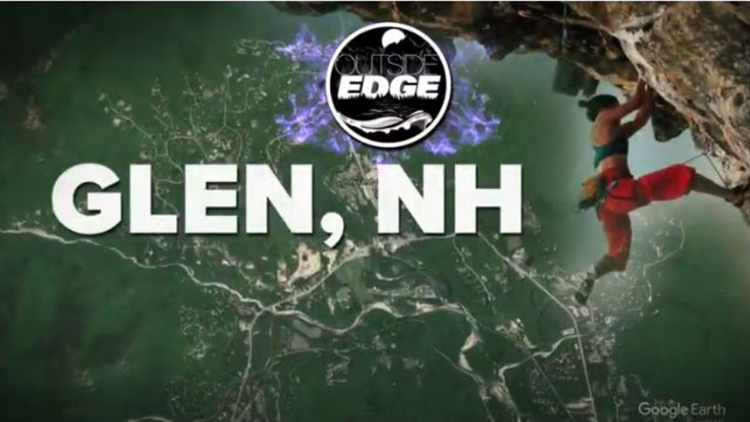 OUTSIDE EDGE | Guided rock climbing in the White Mountains