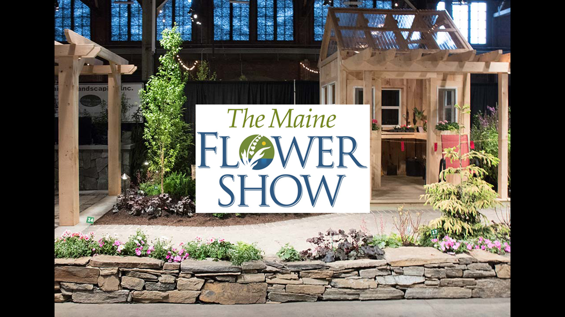 Enter to win free tickets to the Maine Flower Show!