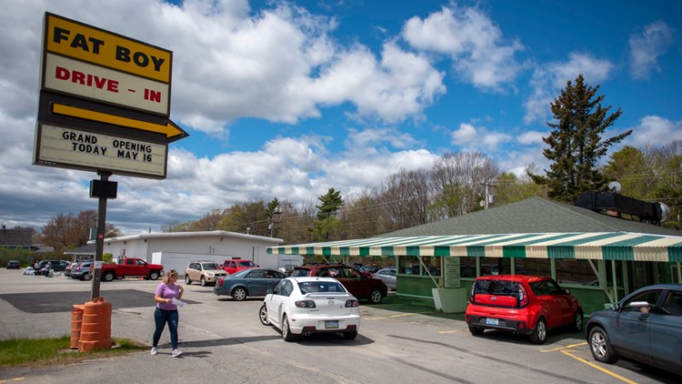 Burger lovers rejoice! Fat Boy Drive-In opens for 2021 season
