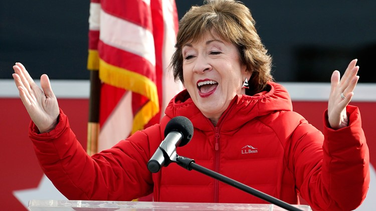 Susan Collins defeats Sara Gideon in Maine's heated Senate race