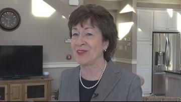Maine Senator Susan Collins makes list for most unpopular senator