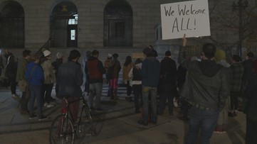 Protesters still have concerns over new ICE building coming to downtown Portland