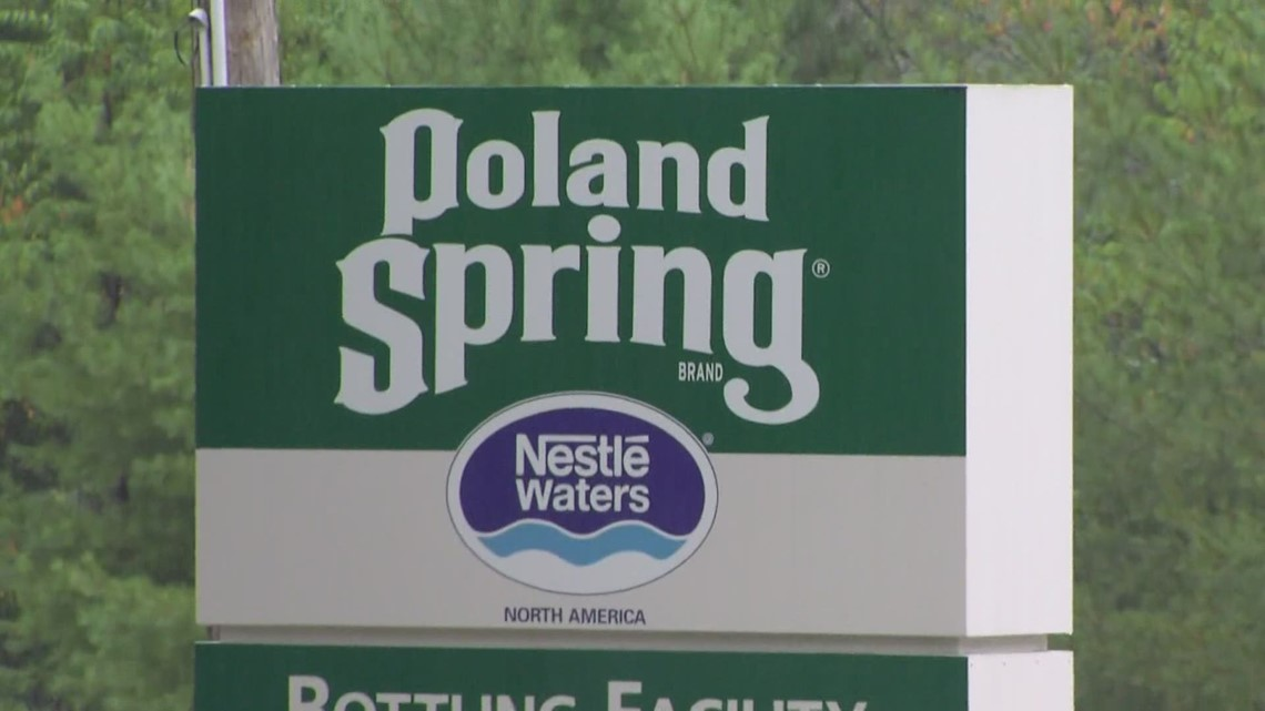 Poland Spring Water Company sold