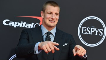 Gronk will be back in action at Thursday's Pats game...as a broadcaster