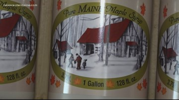 Warmer winter giving a head start to maple sugaring in Maine