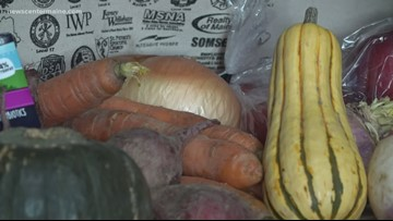 Brewer organization Food and Medicine will give away 1,300 food baskets