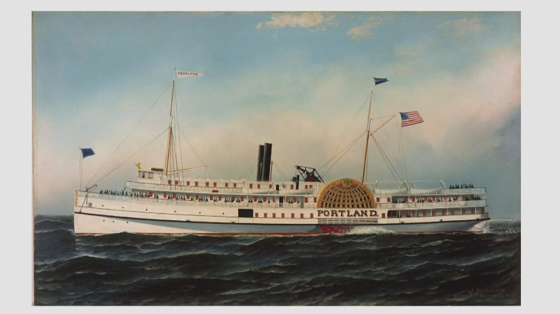Portland Art Museum turns to an online exhibit to celebrate Maine's Bicentennial