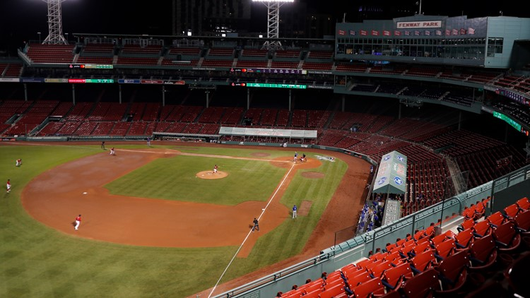 Curveball: Red Sox flip flop on governor's first pitch