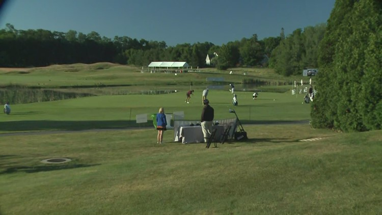 First Live and Work in Maine Open tournament starts Thursday