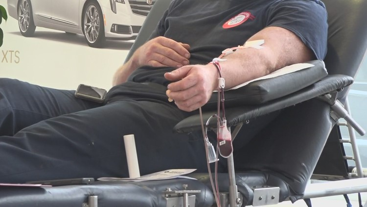 Red Cross experiencing 'severe' blood shortage, urges people to donate