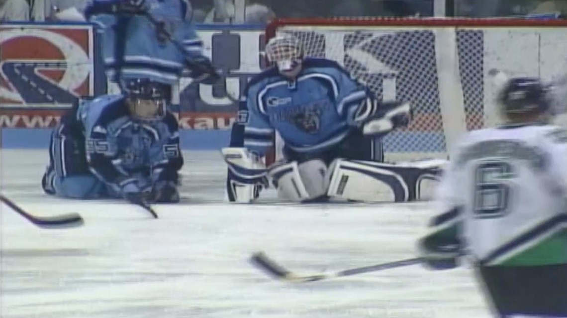 UMaine was the launch pad that allowed Jimmy Howard to take flight with the Red Wings