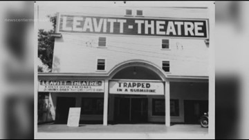 96-year-old Leavitt Theatre making changes to survive in the digital age