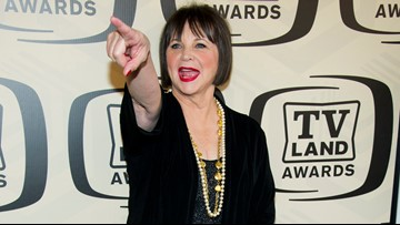 With two weeks until 'Menopause,' Cindy Williams turns 72