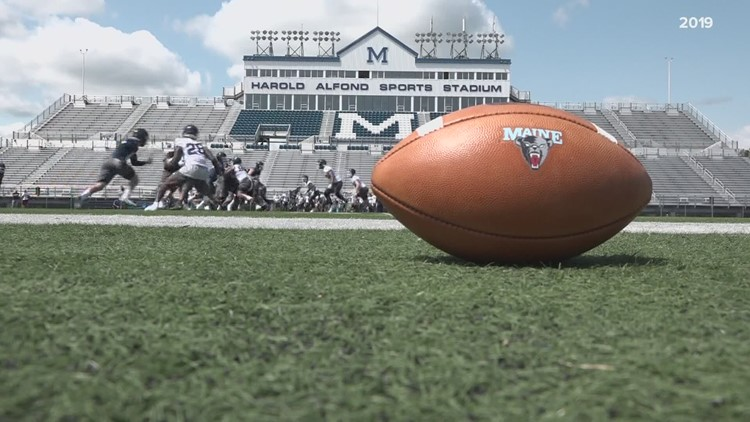 UMaine to host home football games at Alfond Stadium without fans for 2021 season