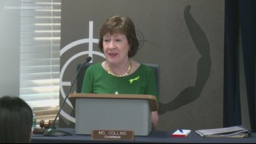 Collins pushes for national response against ticks