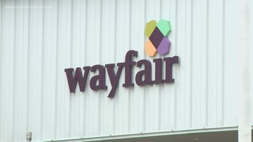 Maine Dept. of Labor holding a rapid response session for Wayfair workers laid off