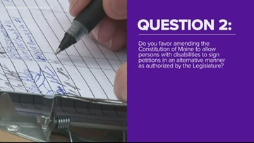 2019 Election Questions
