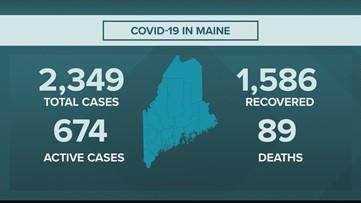 NEWS CENTER Maine Coronavirus Video Update June 2 2020