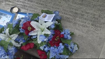 Memorial in D.C. to honor Cpl. Cole