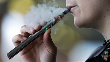 No smoking? No matter. Study links vaping to chronic lung disease