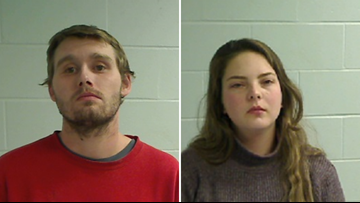 Couple from Somersworth confess to robbing Wells gas station at gunpoint