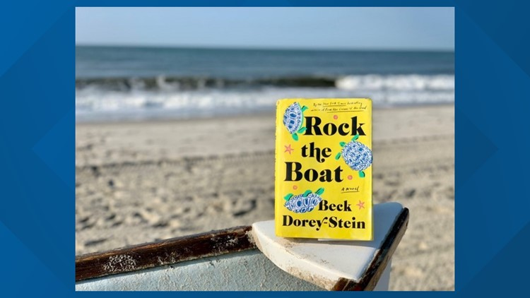 Beck Dorey-Stein captures a summer at the Jersey shore in