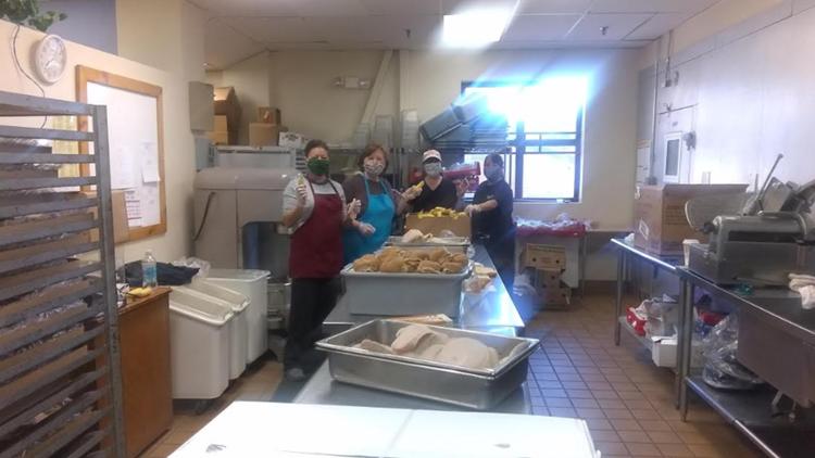 Westbrook schools serve 10K meals to students each week
