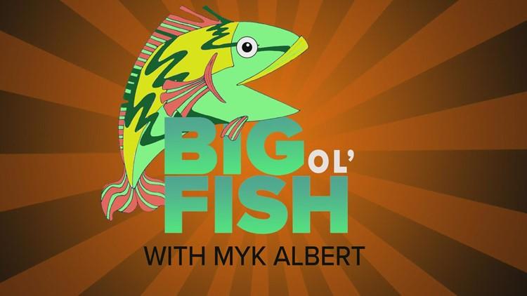 Big Ol Fish 082921