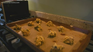 The 'secret' to Peggy Keyser's much-loved chocolate chip cookies