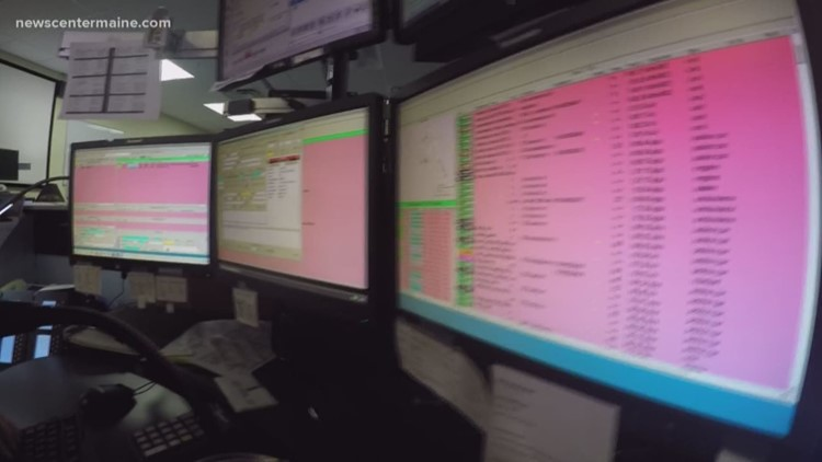 Dispatchers in Augusta working 24/7