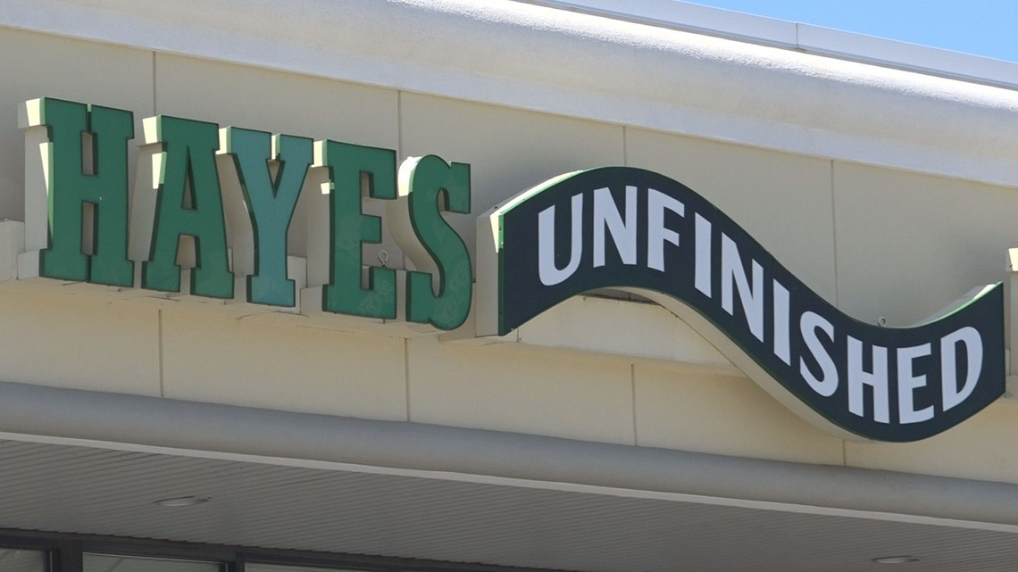 Hayes Unfinished Furniture Is Back To, Unfinished Furniture Spokane