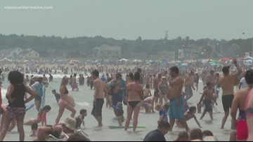 Report found unsafe bacteria levels in some of Maine beaches
