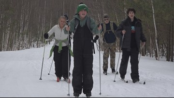 Head North Ski Days get students out of the classroom and onto the trails