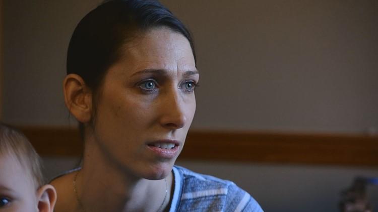 Cynthia Knox Donor breast milk Maine Medical Center