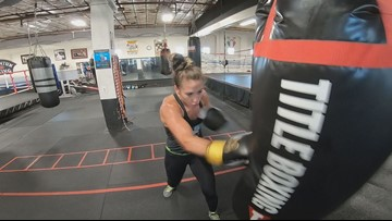 Maine woman boxer headed for Olympic Trials