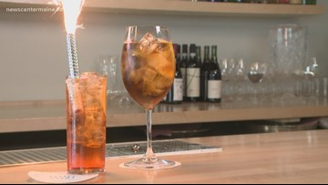 Cocktails to sparkle this July 4th holiday