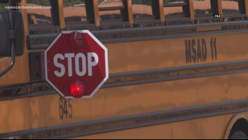 Maine lawmakers consider cracking down on drivers who illegally pass school buses