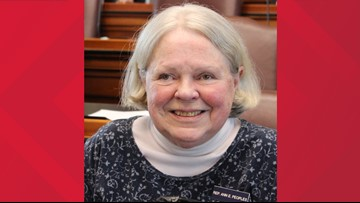 Members of state government remember Rep. Ann Peoples