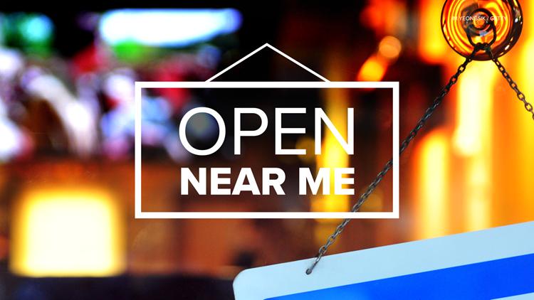 Open Near ME