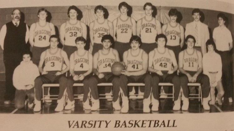 Woodland High School gave Steve Clifford control of the boys' varsity basketball team for his first coaching job