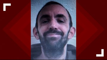 Snowshoe-wearing fugitive arrested after shooting at Oxford area police