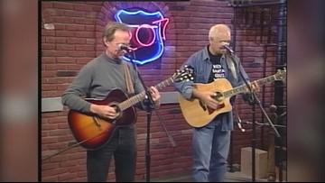 Peter Tork and James Lee Stanley on '207' in 2006
