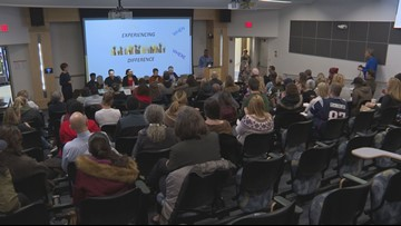 Experiencing Difference panel comes to SMCC