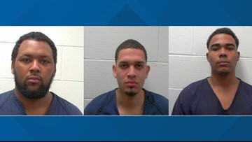 Three New York men charged with identity fraud
