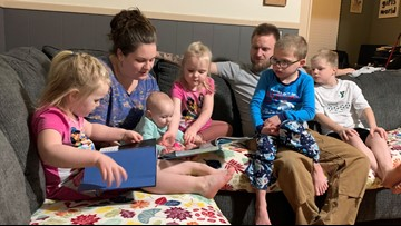 More relatives raising 'at risk' children outside the state's foster care system
